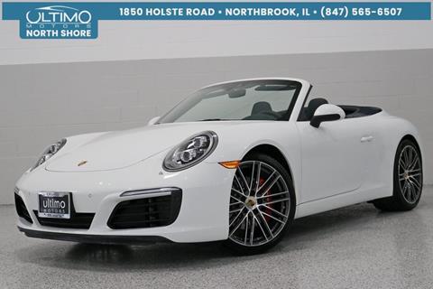 2017 Porsche 911 for sale in Northbrook, IL
