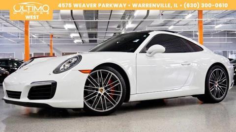 2017 Porsche 911 for sale in Warrenville, IL