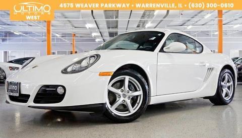 2012 Porsche Cayman For Sale In Warrenville Il