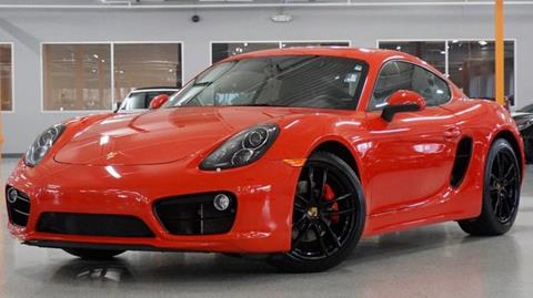 2016 Porsche Cayman for sale in Warrenville, IL