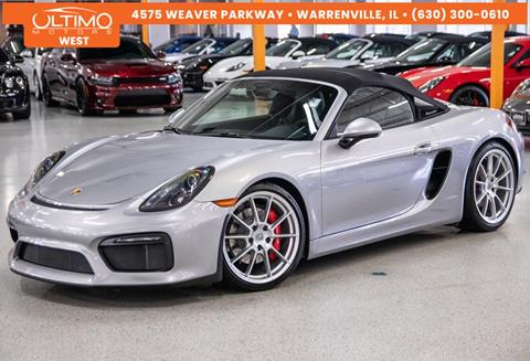 2016 Porsche Boxster for sale in Warrenville, IL