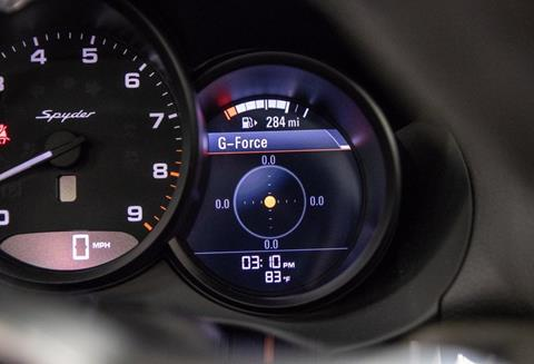 2016 Porsche Boxster
