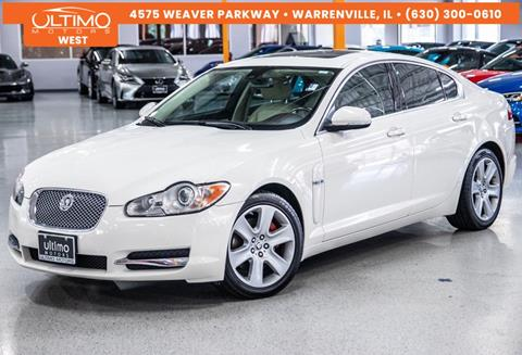 2010 Jaguar XF for sale in Warrenville, IL