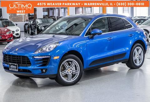 2016 Porsche Macan for sale in Warrenville, IL
