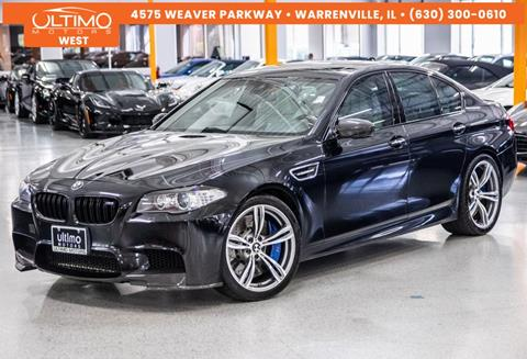 2013 BMW M5 For Sale >> 2013 Bmw M5 For Sale In Warrenville Il