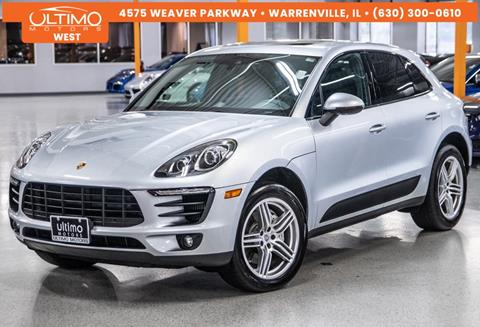 2017 Porsche Macan for sale in Warrenville, IL
