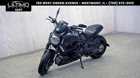 2013 Ducati DIAVEL for sale in Westmont, IL
