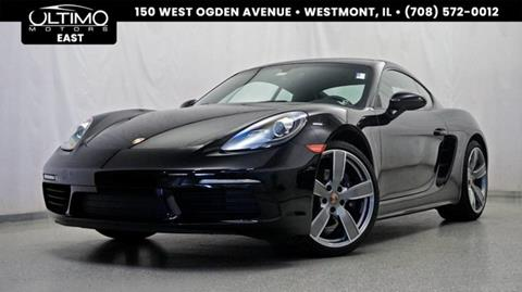2018 Porsche 718 Cayman for sale in Westmont, IL