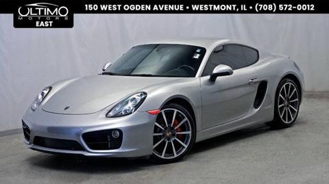 2014 Porsche Cayman for sale in Westmont, IL