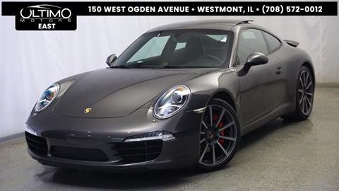 2013 Porsche 911 for sale in Westmont, IL
