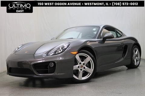 2016 Porsche Cayman for sale in Westmont, IL