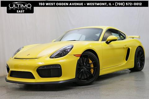 2016 Porsche Cayman for sale in Westmont, IL