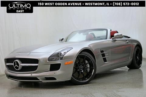 2012 Mercedes-Benz SLS AMG for sale in Westmont, IL