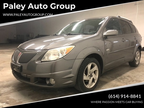 Pontiac Vibe For Sale in Columbus, OH - Paley Auto Group