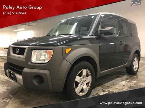 2003 Honda Element for sale in Columbus, OH