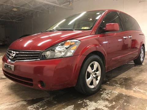 2008 Nissan Quest for sale in Columbus, OH