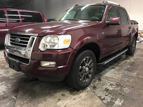 2007 Ford Explorer Sport Trac for sale in Columbus, OH