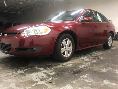 2010 Chevrolet Impala for sale in Columbus, OH