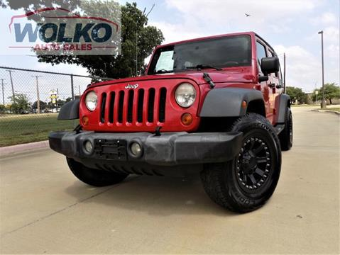 2007 Jeep Wrangler Unlimited for sale in Arlington, TX