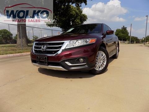 2013 Honda Crosstour for sale in Arlington, TX