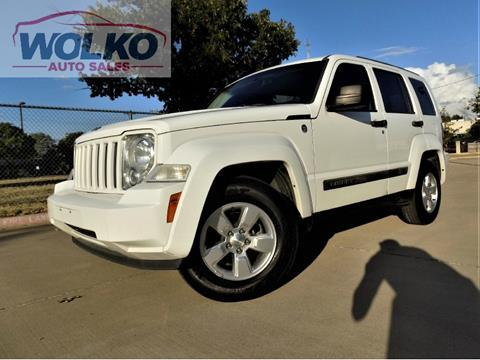 2011 Jeep Liberty for sale in Arlington, TX