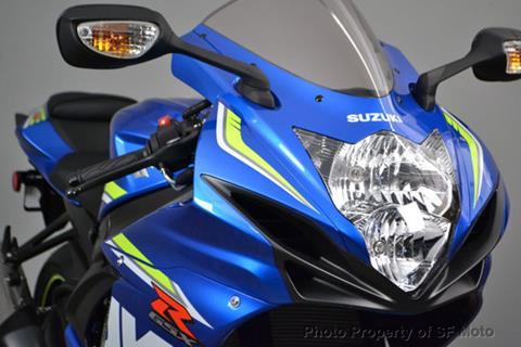 2018 Suzuki GSX-R600 for sale in San Francisco, CA