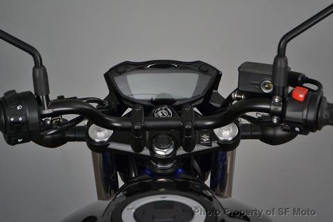 2019 Suzuki SV650