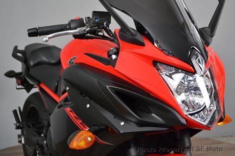 2015 Yamaha FZ6R for sale in San Francisco, CA