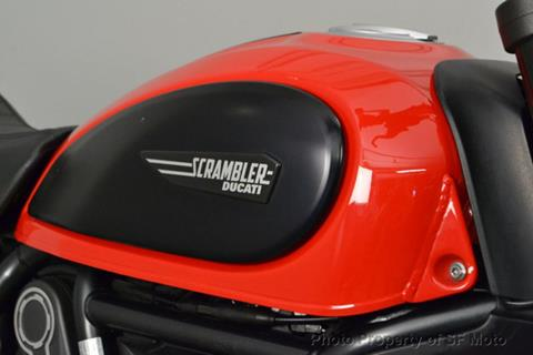2017 Ducati Scrambler