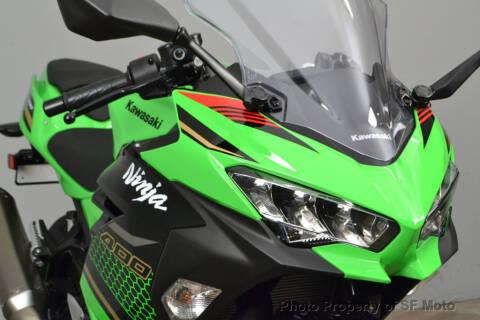 2020 Kawasaki NINJA 400 KRT for sale in San Francisco, CA