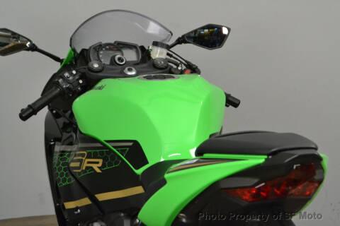2020 Kawasaki Ninja ZX-6R