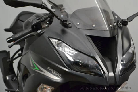 2016 Kawasaki Ninja ZX-6R