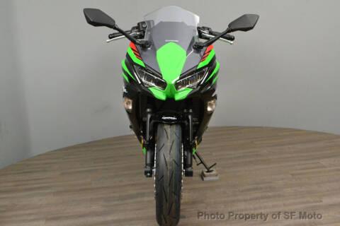 2020 Kawasaki Ninja 650