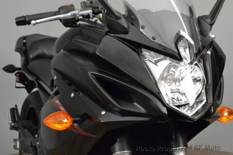 2009 Yamaha FZ6R for sale at SF Moto in San Francisco CA