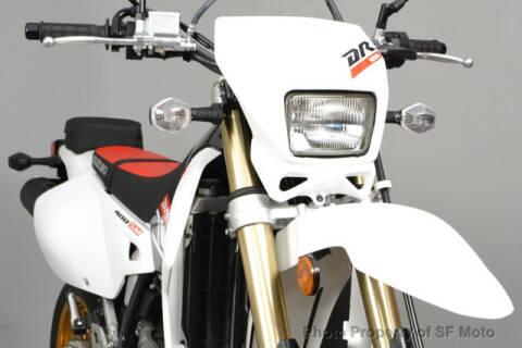 2019 Suzuki DR-Z400 for sale at SF Moto in San Francisco CA