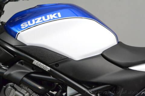 2018 Suzuki SV650
