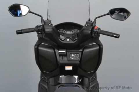 2020 Suzuki Burgman