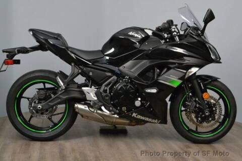 2019 Kawasaki Ninja 650