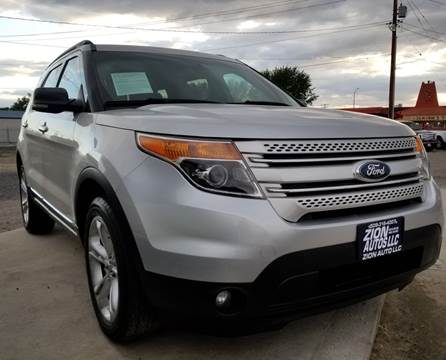 2012 Ford Explorer for sale in Pasco, WA