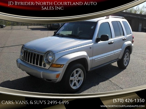 2006 Jeep Liberty for sale in East Stroudsburg, PA