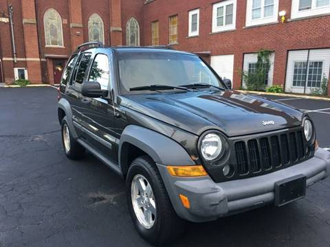 2005 Jeep Liberty for sale in Bridgeport, CT
