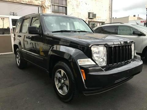 2008 Jeep Liberty for sale in Bridgeport, CT