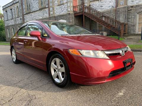 2006 Honda Civic for sale in Bridgeport, CT