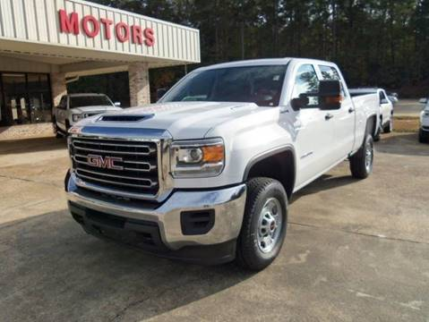 2019 GMC Sierra 2500HD for sale in Summit, MS