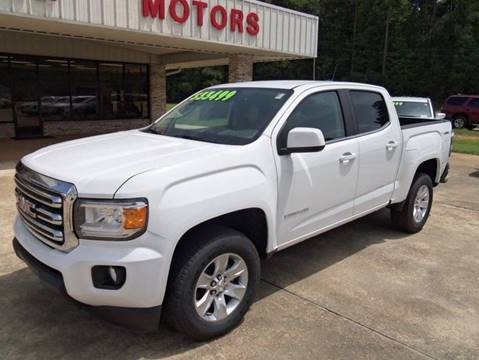 2018 GMC Canyon for sale in Summit, MS