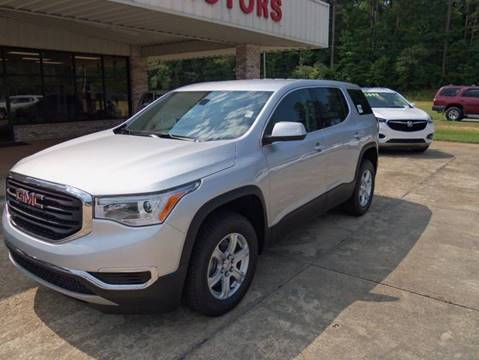 2018 GMC Acadia for sale in Summit, MS