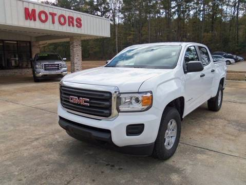 2019 GMC Canyon for sale in Summit, MS