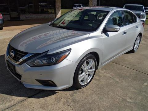 2016 Nissan Altima for sale in Summit, MS