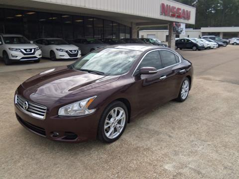 2014 Nissan Maxima for sale in Summit, MS