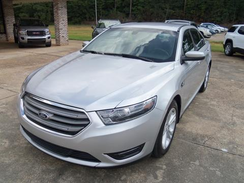 2016 Ford Taurus for sale in Summit, MS